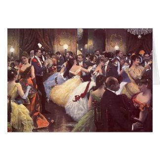 The Ball by Julius LeBlanc Stewart Card