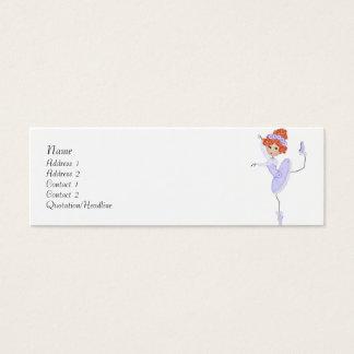 The Ballerina Profile Cards