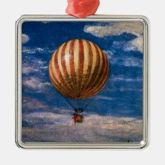 The Balloon, 1878 Metal Ornament