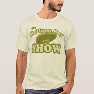 The Balloon Boy Show, Adventures of Falcon T-Shirt