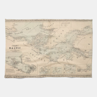 The Baltic Sea Kitchen Towel
