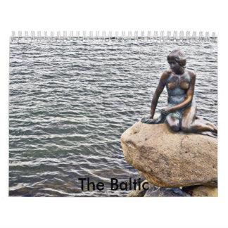 The Baltic Wall Calendar