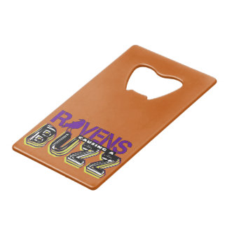 The Baltimore Buzz! Wallet Bottle Opener