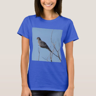 The Band-Tail Pigeon T-Shirt