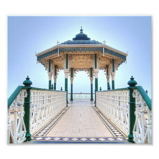 The Bandstand Photo Print