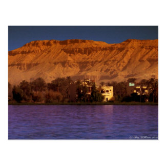 The Banks Of The Nile Postcard