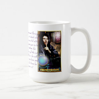 The Banx Tarot High Priestess Coffee Mug