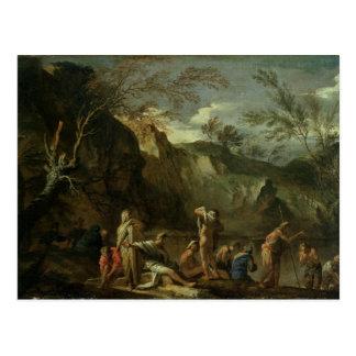 The Baptism of Christ Postcard