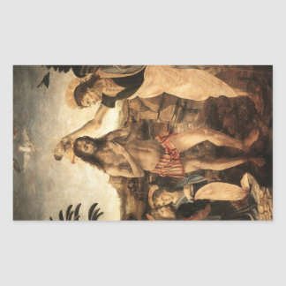 'The Baptism of Christ' Sticker