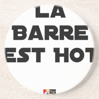 The BAR HOT EAST - Word games - François City Coaster
