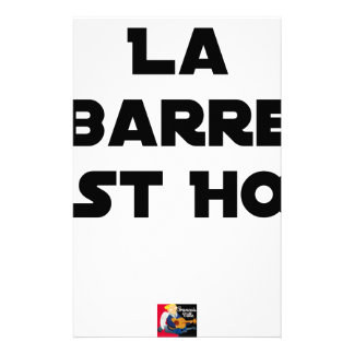 The BAR HOT EAST - Word games - François City Stationery