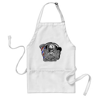 The Barber Apron