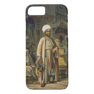 The Barber, from 'Souvenir of Cairo', 1862 (litho) iPhone 7 Case