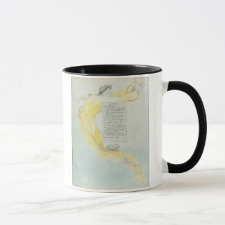 'The Bard', design 52 from 'The Poems of Thomas Gr Mug