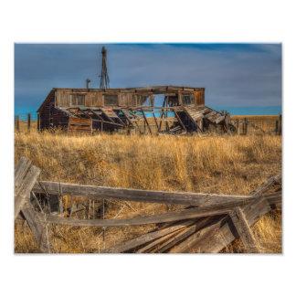 The Barn #1 Photo Print
