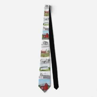 The Barn Tie