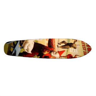 The Barnum & Bailey Greatest Show on Earth Skate Board Deck