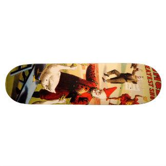 The Barnum & Bailey Greatest Show on Earth Skateboard Deck