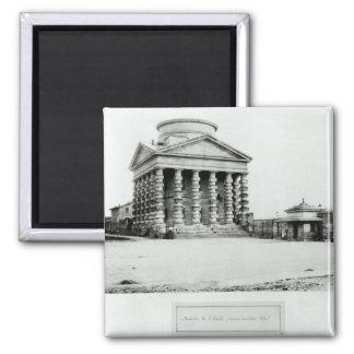 The Barriere de l'Etoile, Paris, 1858-78 Magnet