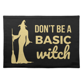 The Basic Witch Placemat