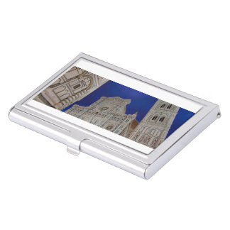 The Basilica di Santa Maria del Fiore in Florence, Business Card Holder
