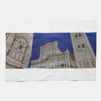 The Basilica di Santa Maria del Fiore in Florence, Towel