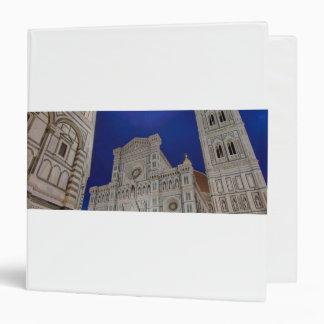 The Basilica di Santa Maria del Fiore in Florence, Vinyl Binders
