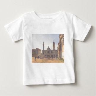 The Basilica of Santa Maria Maggiore in Rome Baby T-Shirt