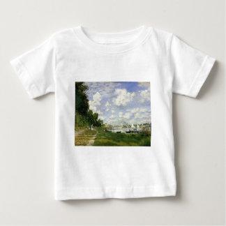 The Basin at Argenteuil - Claude Monet Baby T-Shirt