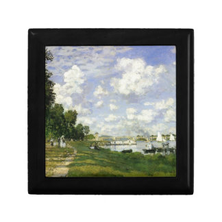 The Basin at Argenteuil - Claude Monet Gift Box