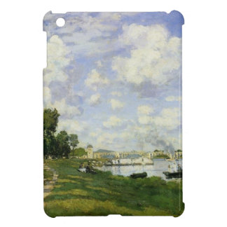 The Basin at Argenteuil - Claude Monet iPad Mini Covers