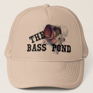 The bass Pond Trucker Hat
