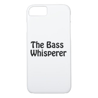 the bass whisperer iPhone 8/7 case
