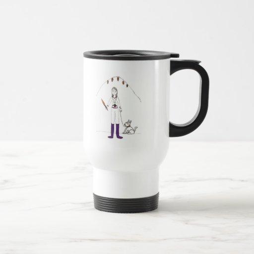 The bat cave mugs