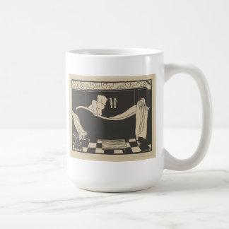 The Bath Le Bain Coffee Mug