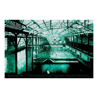 The Baths - Poster