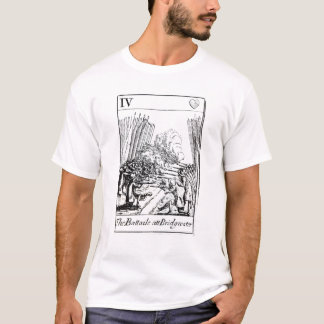 The Battle at Bridgwater, 6th July 1685 T-Shirt