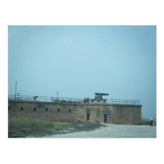 The Battle Field Postcard