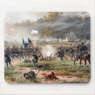The Battle of Antietam -- Civil War Mouse Pad