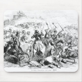 The Battle of Bannockburn in 1314 Mouse Pad