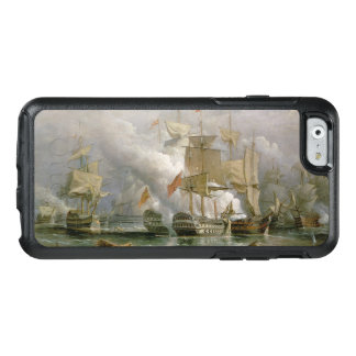 The Battle of Cape St. Vincent, 14th February 1797 OtterBox iPhone 6/6s Case