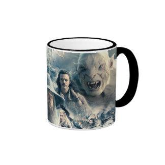 The Battle of Five Armies Coffee Mug