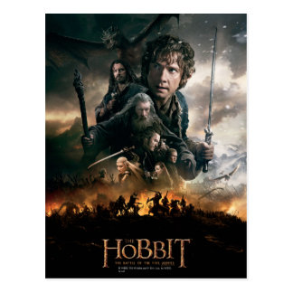 THE BATTLE OF FIVE ARMIES™ War Postcard