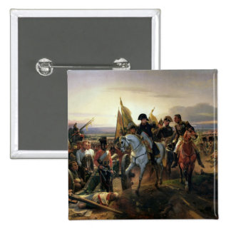 The Battle of Friedland, 14th June 1807 2 Inch Square Button
