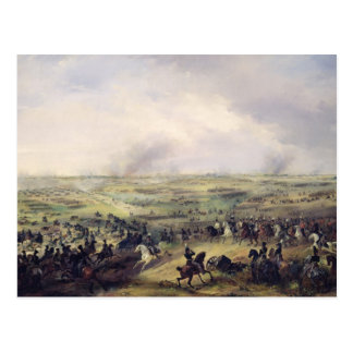 The Battle of Leipzig, 16-19 October 1813 Postcard