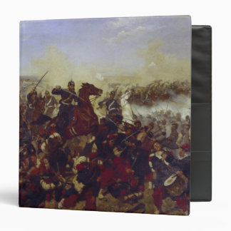 The Battle of Mars de la Tour Vinyl Binders