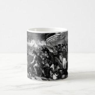 The Battle of New Orleans. January 1815_War Image Coffee Mug