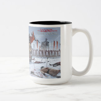 The Battle of Sair'n Nanlech Mug