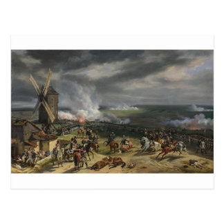 The Battle of Valmy (September 20th 1792) by Horac Postcard