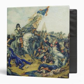 The Battle of Waterloo in 1815, 1831 3 Ring Binders